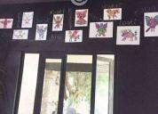 Centro de artes con cafetería en renta casa. contactarse.