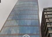 Excelente edificio- renta