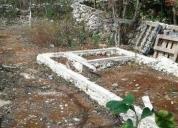 Venta de terreno en san marcos nocoh