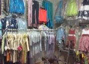 Traspaso tienda de ropa.