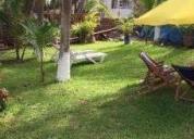 Linda casa de playa en cuyutlan