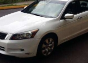 Excelente honda accord ex factura original -2008