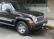 Excelente jeep liberty 4x2  -2005
