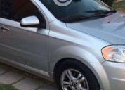 Chevrolet aveo 4p e abs 5vel ee b/a mp3 r-15 -11. contactarse.