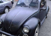Excelente volkswagen modelo: sedan 1975