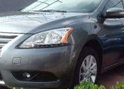 Venta de nissan sentra advance tm -2016