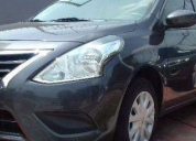 Nissan March Sense T A 2013 unico dueno credito Gasolina