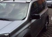 Nissan Xtrail Sense 2 Filas Aut 2015 Color Azul Or Gasolina