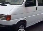 V/c eurovan std fac orig ecepto auto cir dia - contactarse.