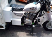 Vendo motocarro dazon dz200 mc