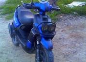 Excelente moto itálica bws 150  -2011