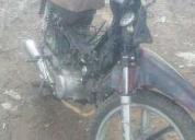 Vendo moto galando