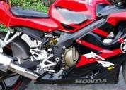 Excelente moto deportiva honda cbr f4i -2003