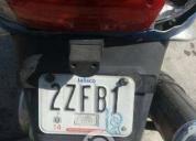 Excelente motoneta sin adeudo -2010
