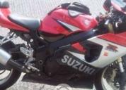 Venta de suzuki gsxr 600 -05