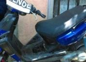 Venta de moto para los mandados wiwis -2014