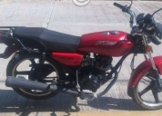 Excelente motocicleta italika 125 cm2 modelo 2015