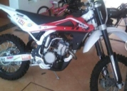 Oportunidad! flamante husqvarna cross te 250 -2010