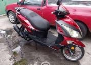 Excelente motoneta italika gs 150 led -2014