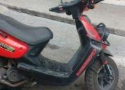 venta de ws cl150 roja -2010