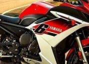 Excelente moto yamaha fz6r 600cc