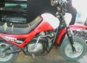 Vendo moto mini runer xc60 -1983