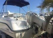 Oportunidad!. Lancha 24 pies Wellcraft 2 motores Yamaha 200hp 2t