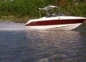 Oportunidad! lancha perfecta para pesca y recreacion
