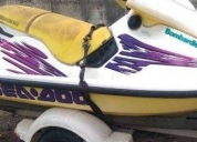 Excelente moto acuatica sea doo