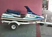 Excelente moto acuatica 1992