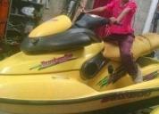Excelente moto acuática sae doo