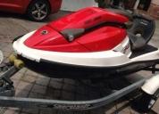 Excelente moto acuática jetsky sea doo 800cc nacional