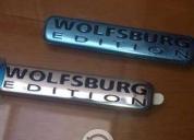 Oportunidad! emblemas wolfsburg edition nuevos.