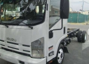 Venta de diesel izuzu elf 400 -2011