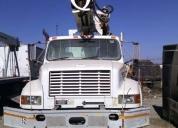 Excelente camion perforadora international