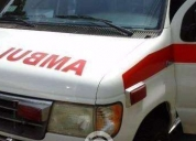 Oportunidad! ambulancia muy buena -1994