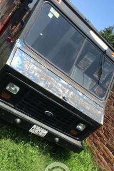 Venta de Food truck chevrolet -92