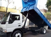 Excelente camión cf-600 plataforma-volteo  -2010