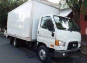 Camión caja seca seminuevo -contactarse.