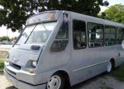 Excelente microbus en buen estado -1992