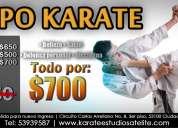 Kenpo kararte en satélite naucalpan | karate studio satélite