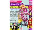 Payasos, el mejor show para tu fiesta - df/edomx