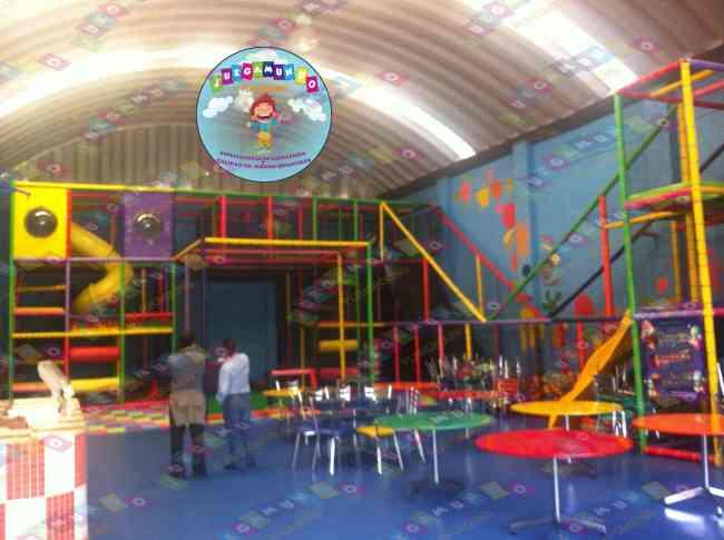 Fabricante de Juegos Infantiles para Salón de Fiestas
