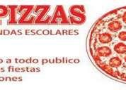 Minipizzas para tu evento a solo $10 !