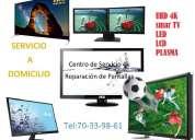 Servicio y reparacion de pantallas 4k
