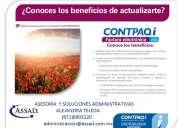 sistemas contables - contapaqi  factura electrónica