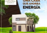 Hermosa residencia de 3 recamaras area poniente (madeira residencial) privado con casa club