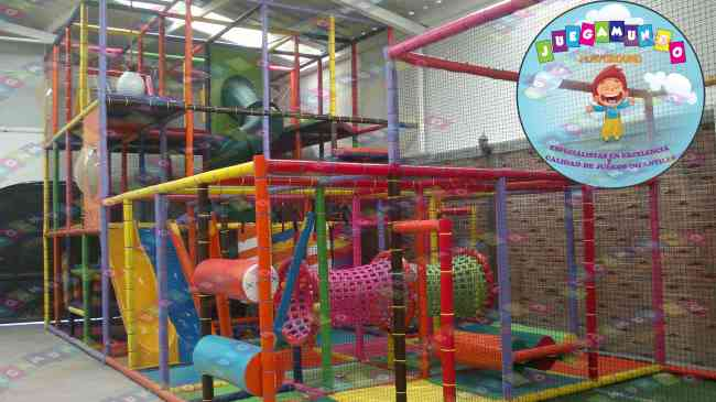 Venta y Diseño Juegos Infantiles