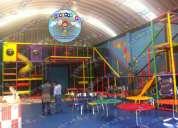 Juegos infantiles para salÓn de fiestas