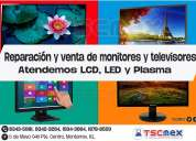 Reparacion de tv's led, lcd, plasma